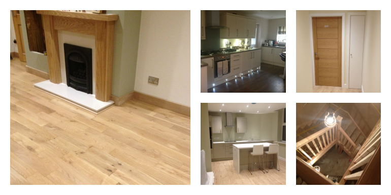 A quick view of some joinery work completed by RDL Joinery Sheffield