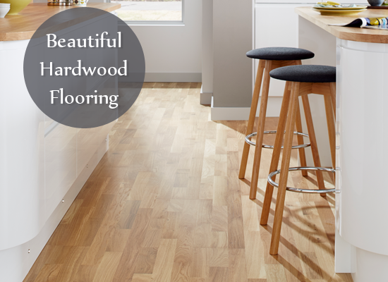 Beautiful Solid Wood Flooring