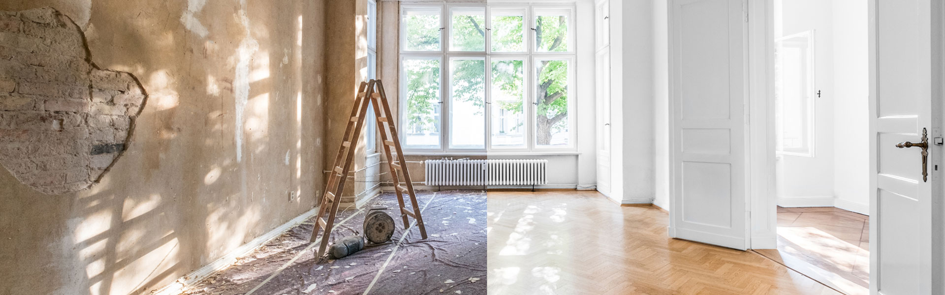 House Renovations Example