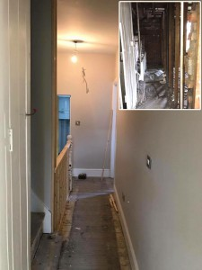 Hallway-Renovation