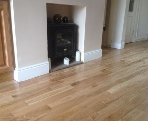 Oak Flooring in Sheffield