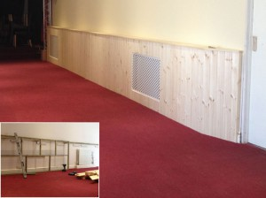 Radiator Cladding in Worksop