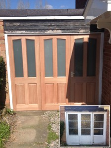 External Doors Fitted in Dronfield