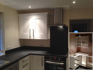 Kitchen Refurbishment in Sheffield