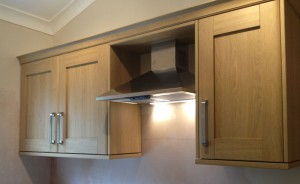Oak Fitted Kitchen in Sheffield