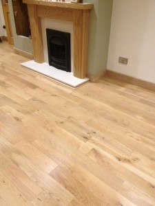 Solid Oak Flooring Sheffield